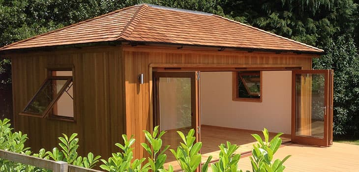 Garden Granny Annexes Additional Extras