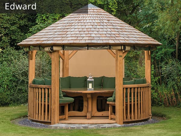 Crown Edward Gazebo
