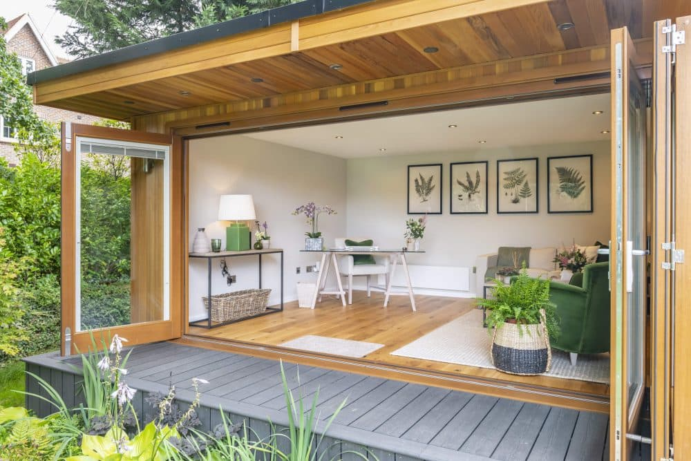 Sandringham Garden Office
