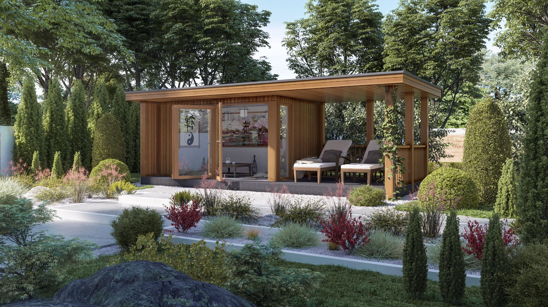 Large Garden Room