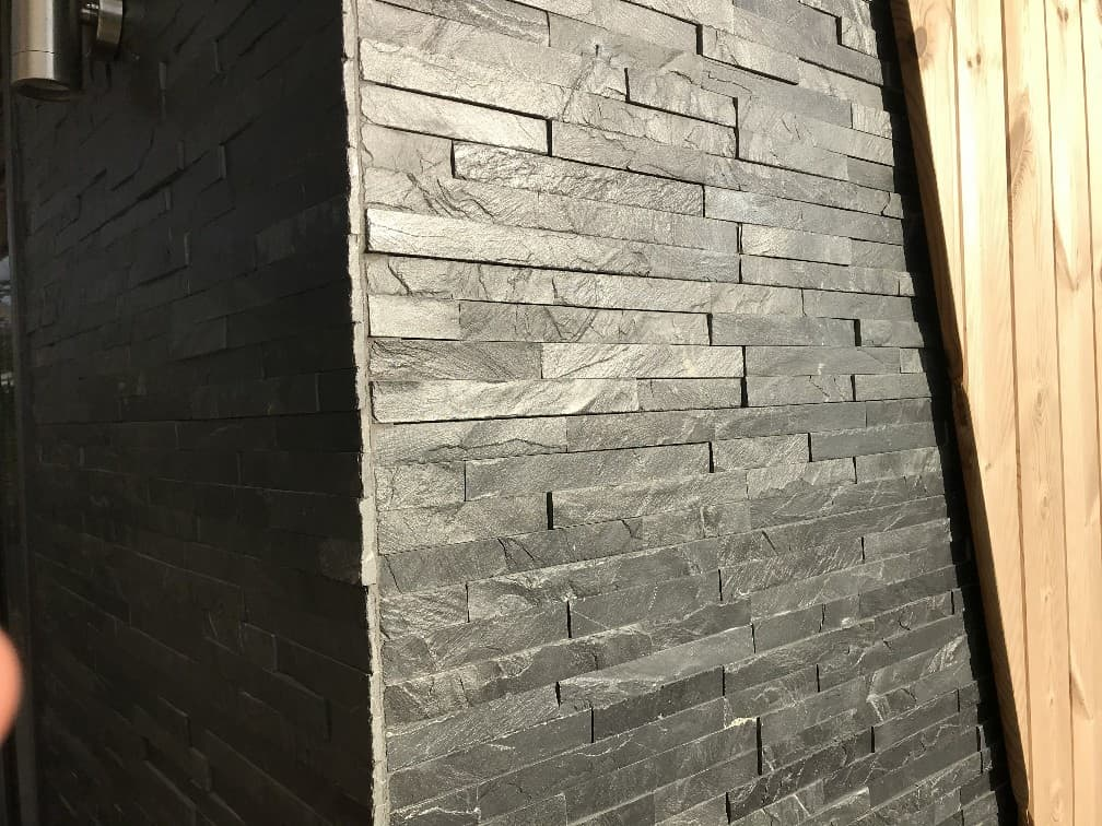 Clarence Dark Slate Exterior Accent