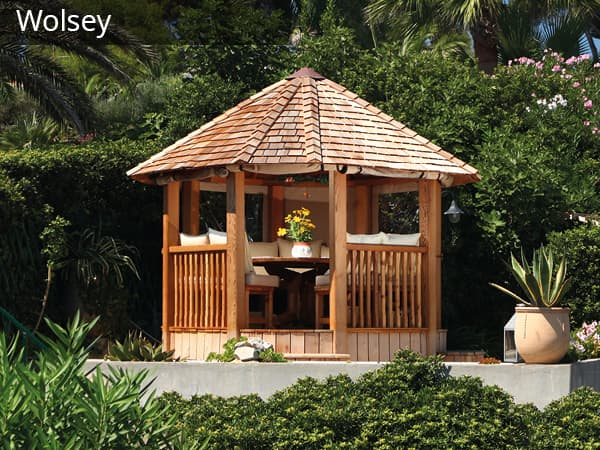 Crown Wolsey Gazebo