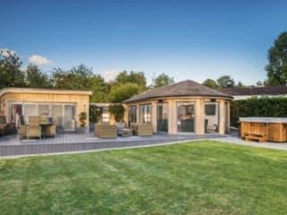 Bespoke Multi Building Garden Room