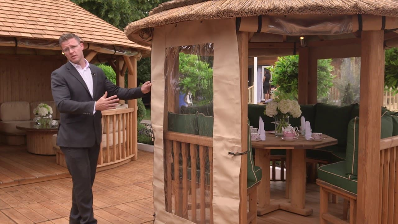 Luxury Gazebo Overview