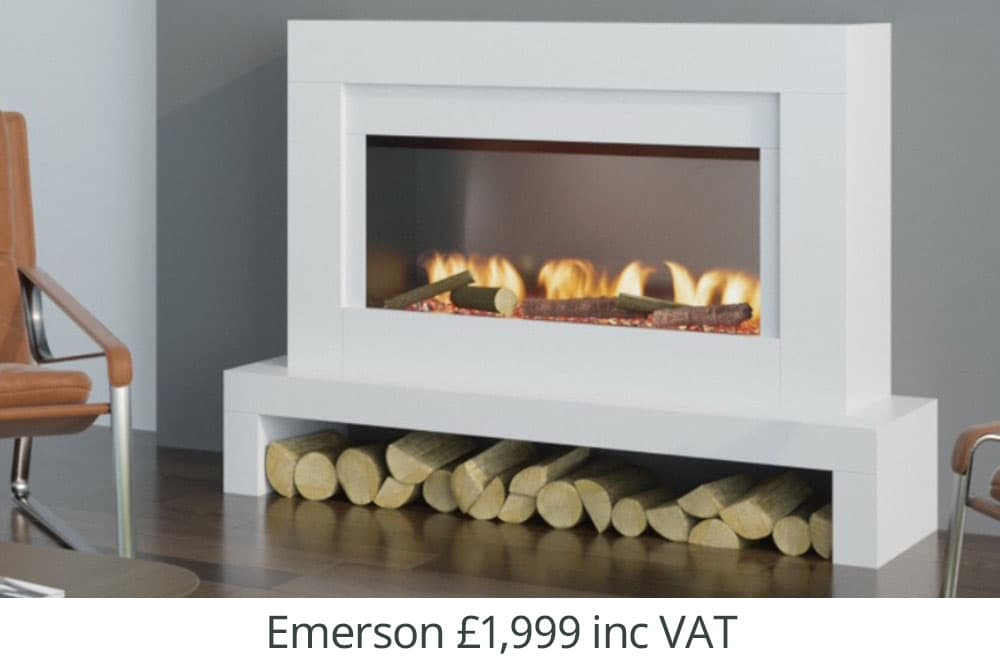 Emerson Electric Fire