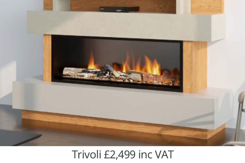 Trivoli Electric Fire