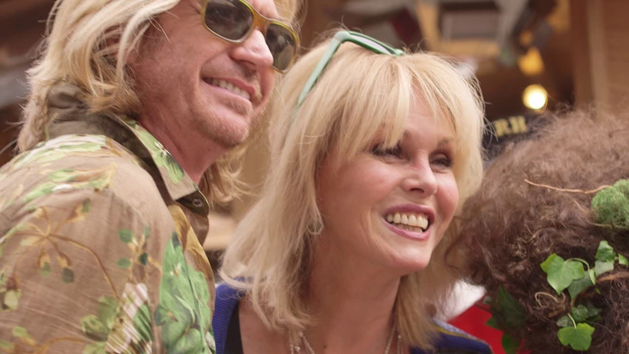 Chelsea Flower Show with Nicky Clarke and Joanna Lumley