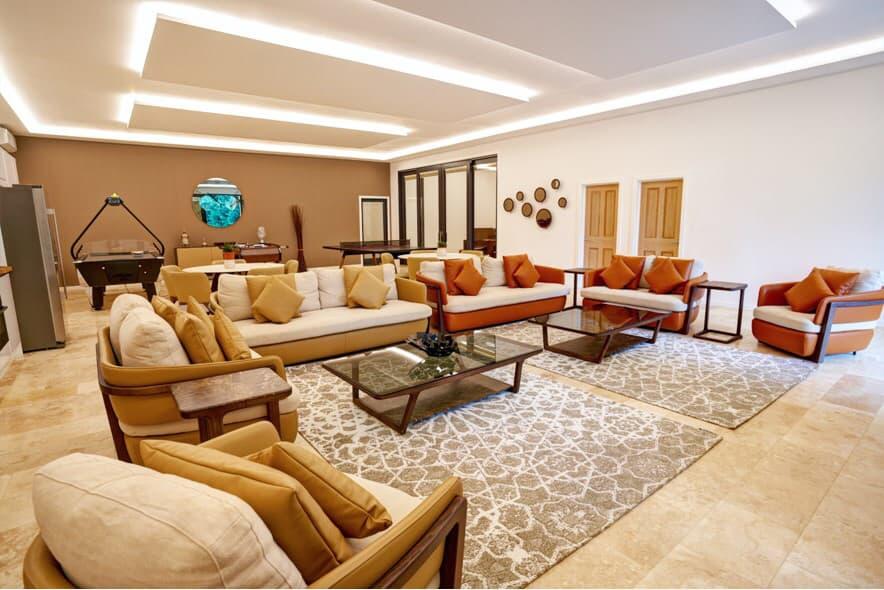 Bespoke Garden Room Interior