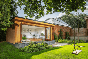 Garden Offices by Crown Pavilions