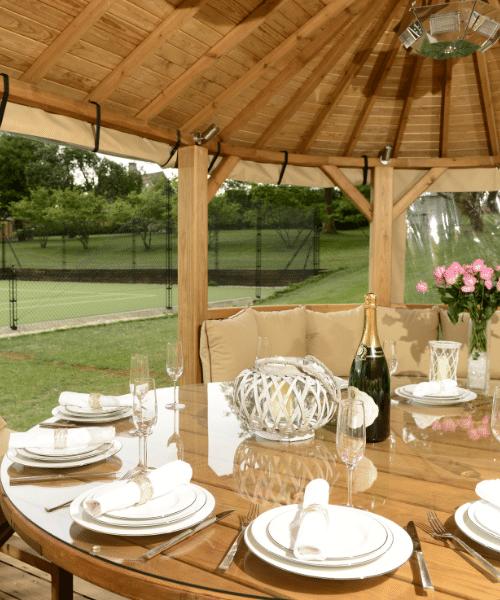 Crown Windsor Luxury Gazebo