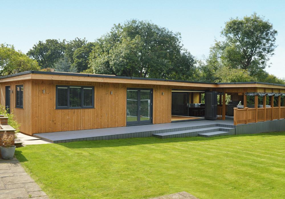 Bespoke Garden Room