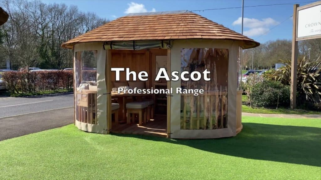 Ascot (Professional) Luxury Gazebo