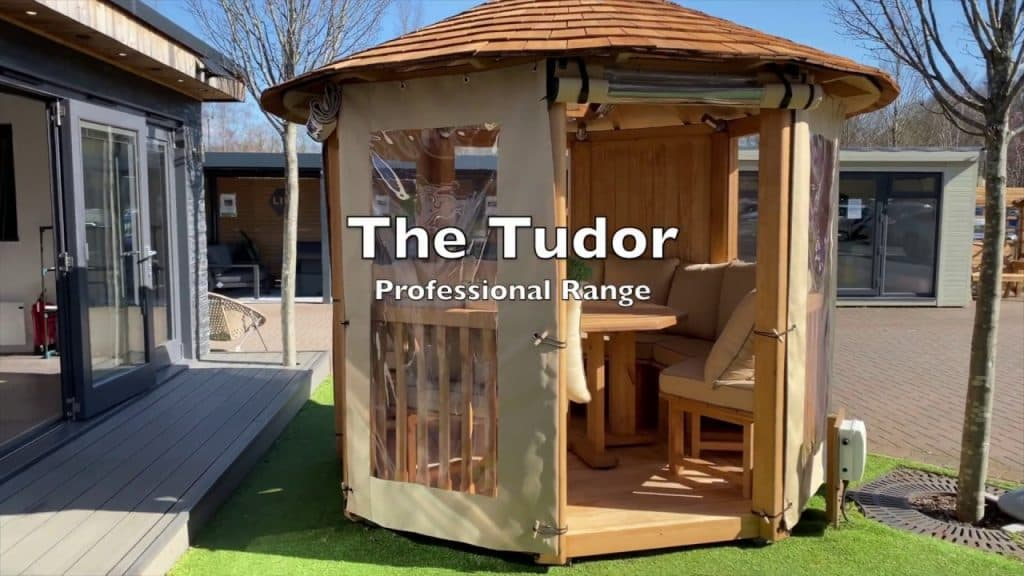 Tudor (Professional) Luxury Gazebo