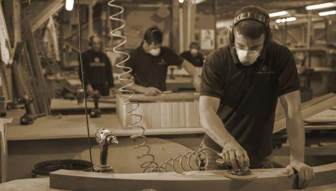 The World's Finest Craftsmen