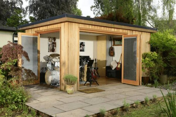 Insulated Garden Rooms